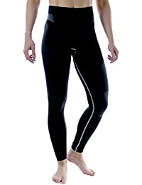 Women's Compression Tights for Gym Yoga Running by UK Ethical Activewear Brand Sundried®