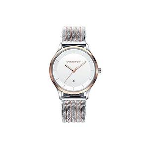 Reloj Viceroy Mujer 42288-97 Malla Bicolor Acero de Viceroy