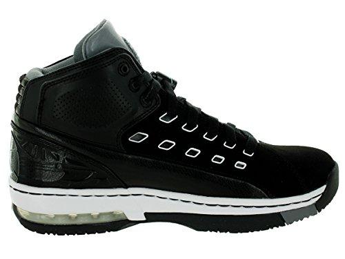 Ol école Mens Style: 317223-104 Taille: 8 M-nous Black/White/Cool Grey