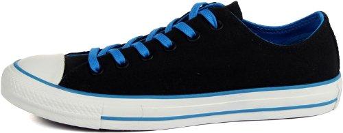 Converse, Sneaker donna (Black/Blue)