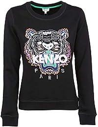 813391fd0595 Kenzo Femme F952SW7054XA99 Noir Coton Sweatshirt