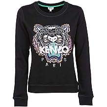 3693c3a25178 Kenzo Femme F952SW7054XA99 Noir Coton Sweatshirt