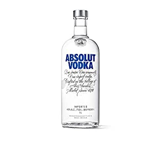 Absolut Vodka, 1 Litre