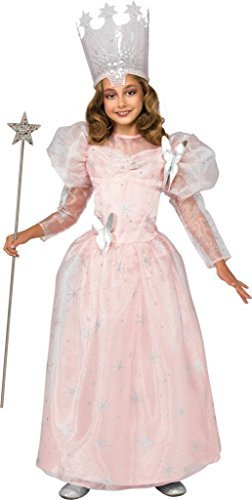 Glinda Kostüm Oz Of Wizard - Wizard of Oz - Glinda The Good Witch Deluxe size by Rubie's