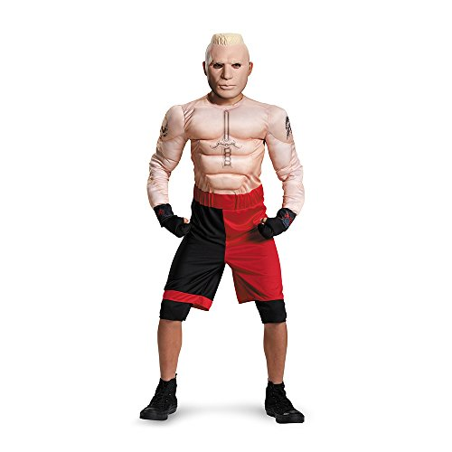 WWE Brock Lesnar Boys Classic Muscle Costume (Medium/7-8)