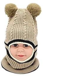 REIA Berretto Invernale in Lana per Berretti Invernali per Bambini e Ragazzi  Alta Elasticità 9521887a0f61