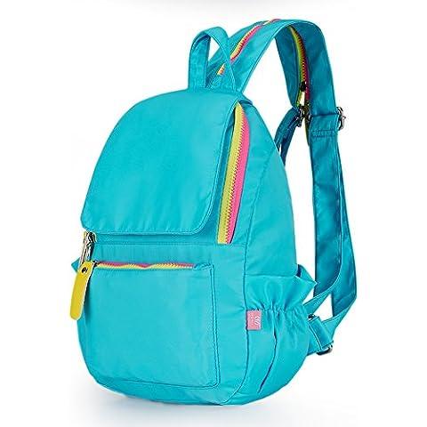 Bolsa de viaje mochila mochilas escolares niños chicos y chicas Moda niños backpacking