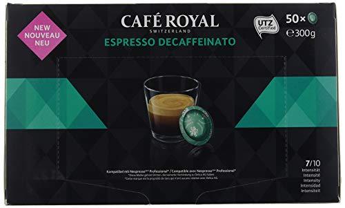Café Royal Ristretto 300 cápsulas compatibles para Nespresso, Professional, Intensidad: 9 de 10 ,...