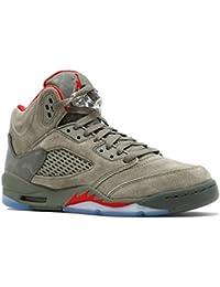 73a5aef8e5aab Amazon.es  Air Jordan 5 Retro  Zapatos y complementos