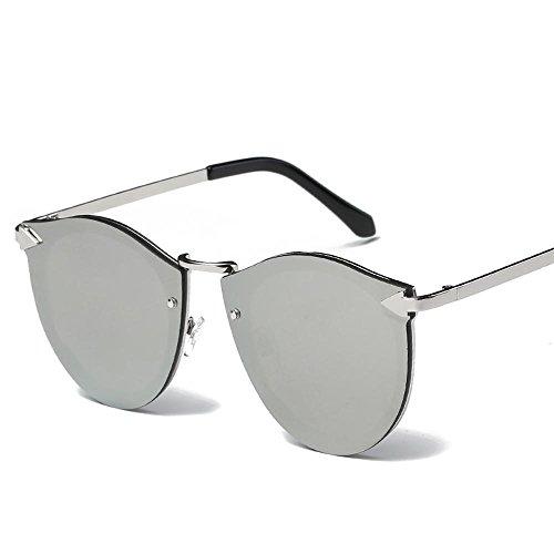 Aoligei Trendige Brille Sonnenbrille Klassische Männer und Frauen allgemeinere Sonnenbrillen Sonnenbrillen