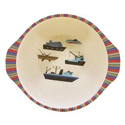 r Kinder Cartoon Nette Schüssel Salat Schüssel, G (Kunststoff-platten Aufgeteilt)