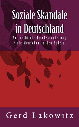 Soziale Skandale in Deutschland