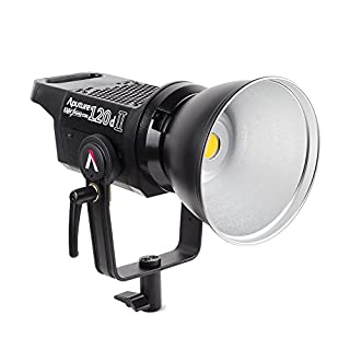 Aputure Light Storm LS C120d II COB 120D Mark 2 180W 5500K LED Continuous Video Light CRI96+ TLCI97+ Bowens Mount,The Ultimate Upgrade,Support DMX,5 Pre-Programmed Lighting Effects MEHRWEG