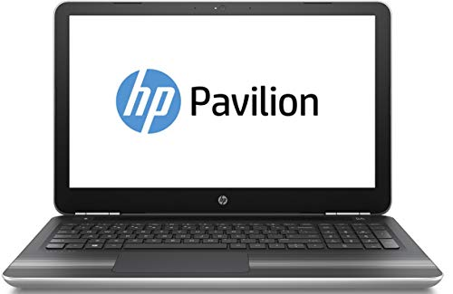 HP 15-au623tx 2017 15.6-inch Laptop (Core i5 7200u/8GB/1TB/Windows 10/Integrated Graphics), Silver