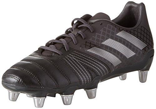 adidas Men's Kakari Sg Rugby Shoes, Black (Core Black/Night Met /Utility Black),...
