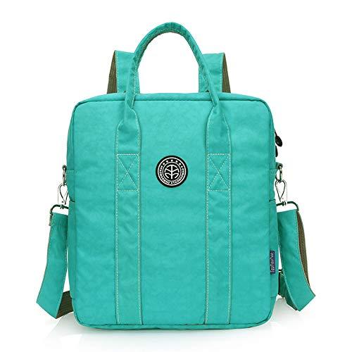 La versione coreana della borsa a tracolla moda borse casual può essere borsa a spalla verde smeraldo