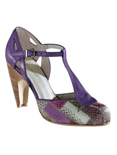 Gennia  Pumps, Escarpins pour femme Violet - Violet