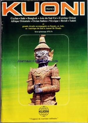 kuoni-france-du-01-12-1975-ceylan-inde-bangkok-asie-du-sud-extreme-orient-afrique-orientale-ocean-in
