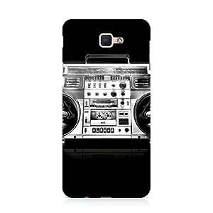 Hamee Designer Printed Hard Back Case Cover for Samsung Galaxy J7 Max Design 3396