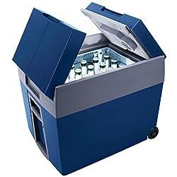 Mobicool W48 AC/DC 9105302762 Frigorifero Portatile con Ruote, Blu