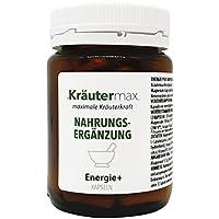 Energie 75 Kapseln • Nahrungsergänzungsmittel mit Q10, L-Carnitin, Taurin, Magnesium, Vitamin B6, B12 und Folsäure... preisvergleich bei billige-tabletten.eu