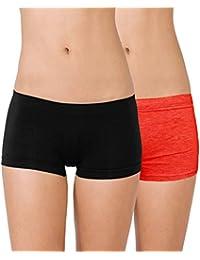 Selfcare Women's Boy Short Panties