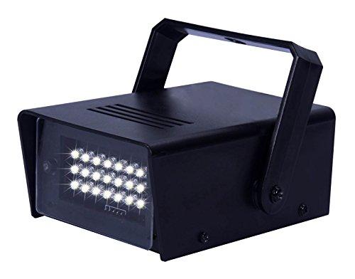 Stroboskop DJ Blitzer Strobe Disco Party Licht-Effekt Lampe ()