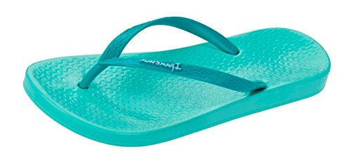 Ipanema Tropical Flip Flops femmes / Sandales blue