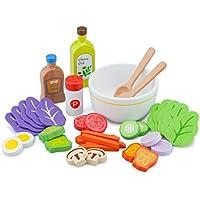 New Classic Toys Salad Set, Multicolore, 10592