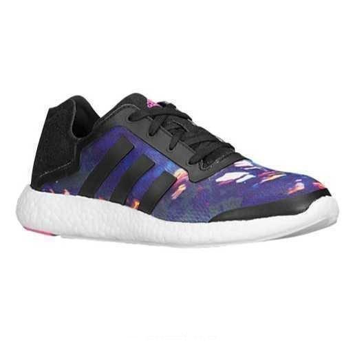 adidas pureboost donna scarpe da ginnastica corsa scarpe da tennis Bianco/Nero/Grigio