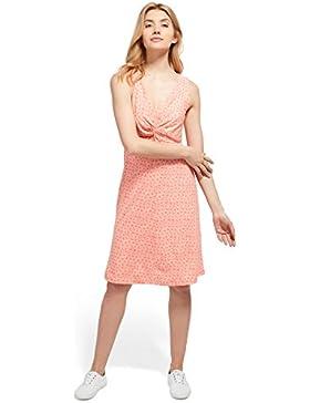 Tom Tailor für Frauen Dress gemustertes Jersey-Kleid