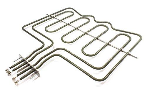 Calefacción, resistencia calor superior/Parrilla
