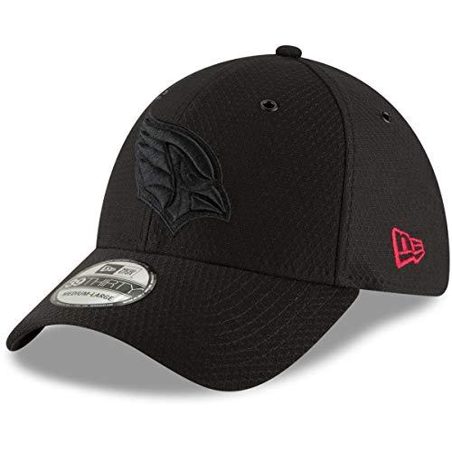 New Era Arizona Cardinals 39thirty Stretch Cap NFL 2018 Color Rush Black - M - L