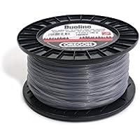 Oregon 106504E Duoline - Hilo para recortadora (3 mm x 120 m)