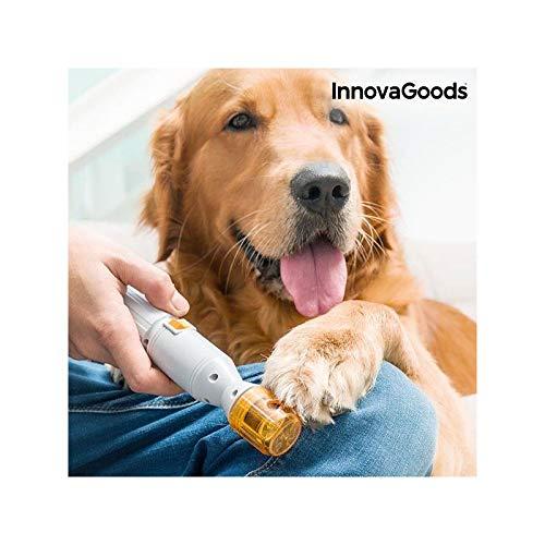 InnovaGoods ig115656Lima elettrica per Unghie per Animali Domestici