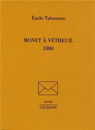 Monet à Vétheuil (1880)