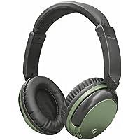 Trust Urban Kodo - Auriculares inalámbricos con tecnología Bluetooth para Llamadas telefónicas y música, Color Verde