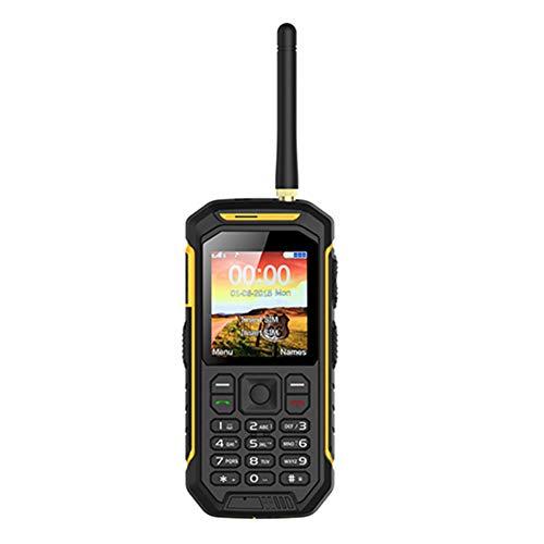 NSSZ Viejo Hombre walkie-Talkie Antena Tres baterías