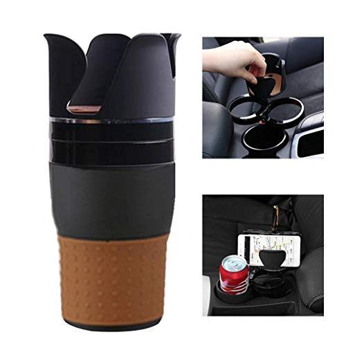LC-Car Accessories Universal-Halterung für Auto-Sonnenbrillen, Münzen, Schlüssel, Getränke-Becherhalter