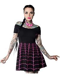 390d44fae3 Amazon.co.uk  Kreepsville 666 - Dresses   Women  Clothing