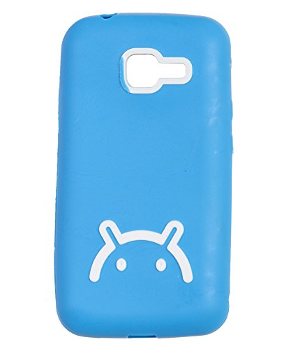 iCandy Soft TPU Back Cover For Samsung Galaxy Star Pro S7262 - Blue  available at amazon for Rs.109