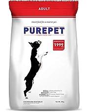 Purepet Chicken & Veg Adult Dog Food