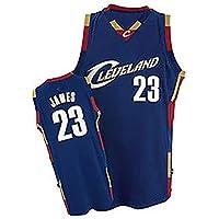 Knight 23 James Jersey Basketball Jerseys Retro Network New Blue.Darkblue Jersey para Niño, Hombre