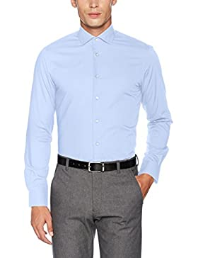 Tommy Hilfiger Herren Businesshemd Core Stretch Poplin Slim Shirt