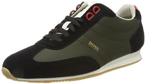 Boss Orange Orland_Lowp_sdny, Sneakers Basses Homme Vert (Open Green)
