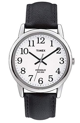 Timex Herren-Armbanduhr Man Easy Reader Tw2P75600 Analog Quarz TW2P75600 (Timex Zurück)