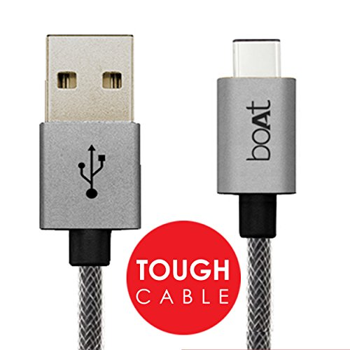 boAt indestructible boAt TypeC-A500-1M USB A Cable