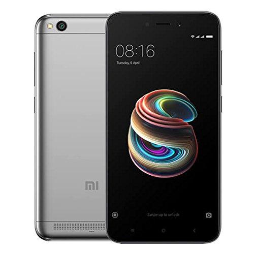Xiaomi Redmi 5A Smartphone portable débloqué 4G (Ecran: 5 pouces - 16 Go - Double Nano-SIM - Android) Gris