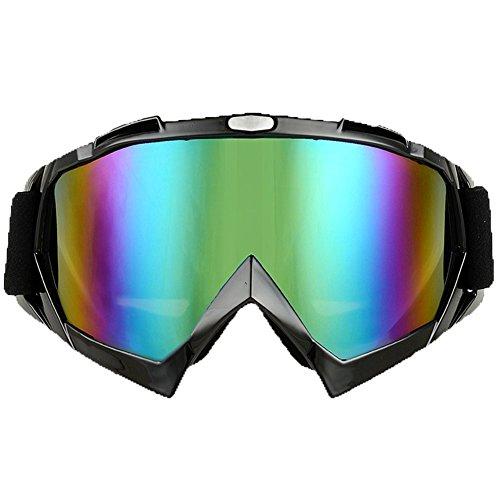[Elektrische EX] glanzende Linie Sonnenbrille blau iep2RLhR