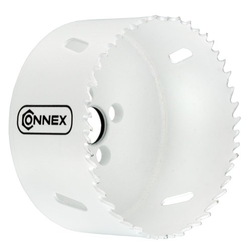 Connex COXT976202 Scie cloche BiM-Co, Blanc, 102 mm